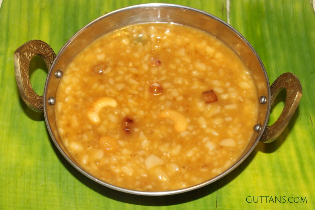 Ada-Pradhaman-Rice-Flakes-in-Jaggery
