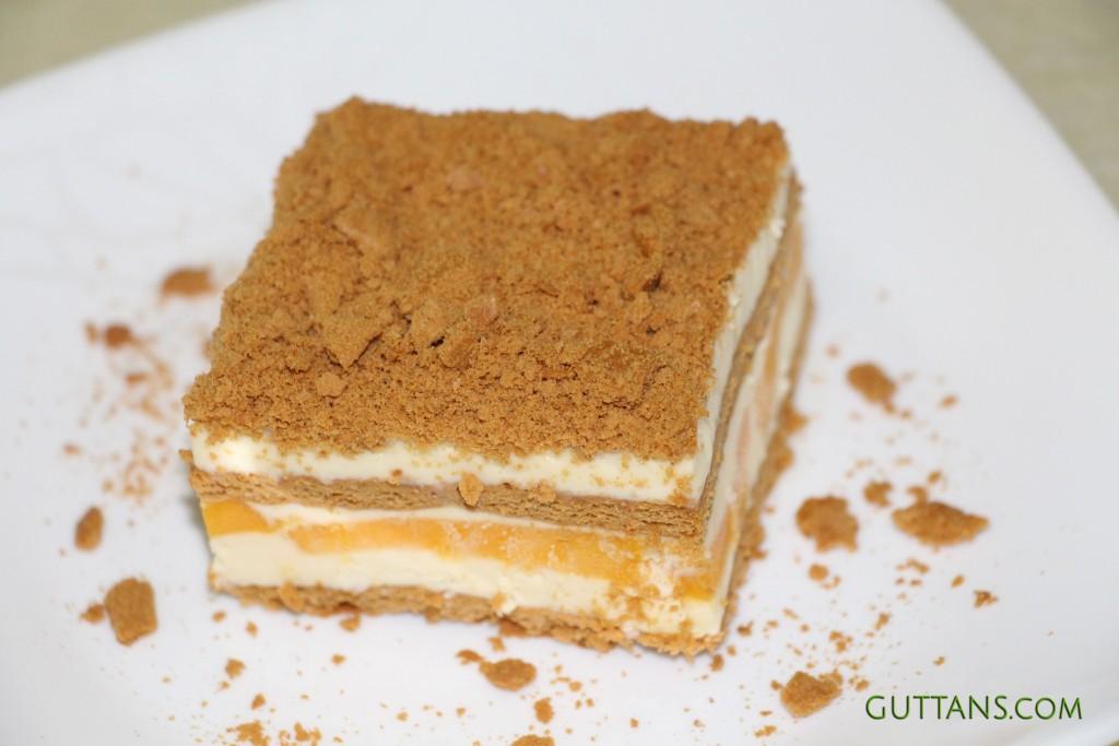 Mango Float - Mango Graham Cake