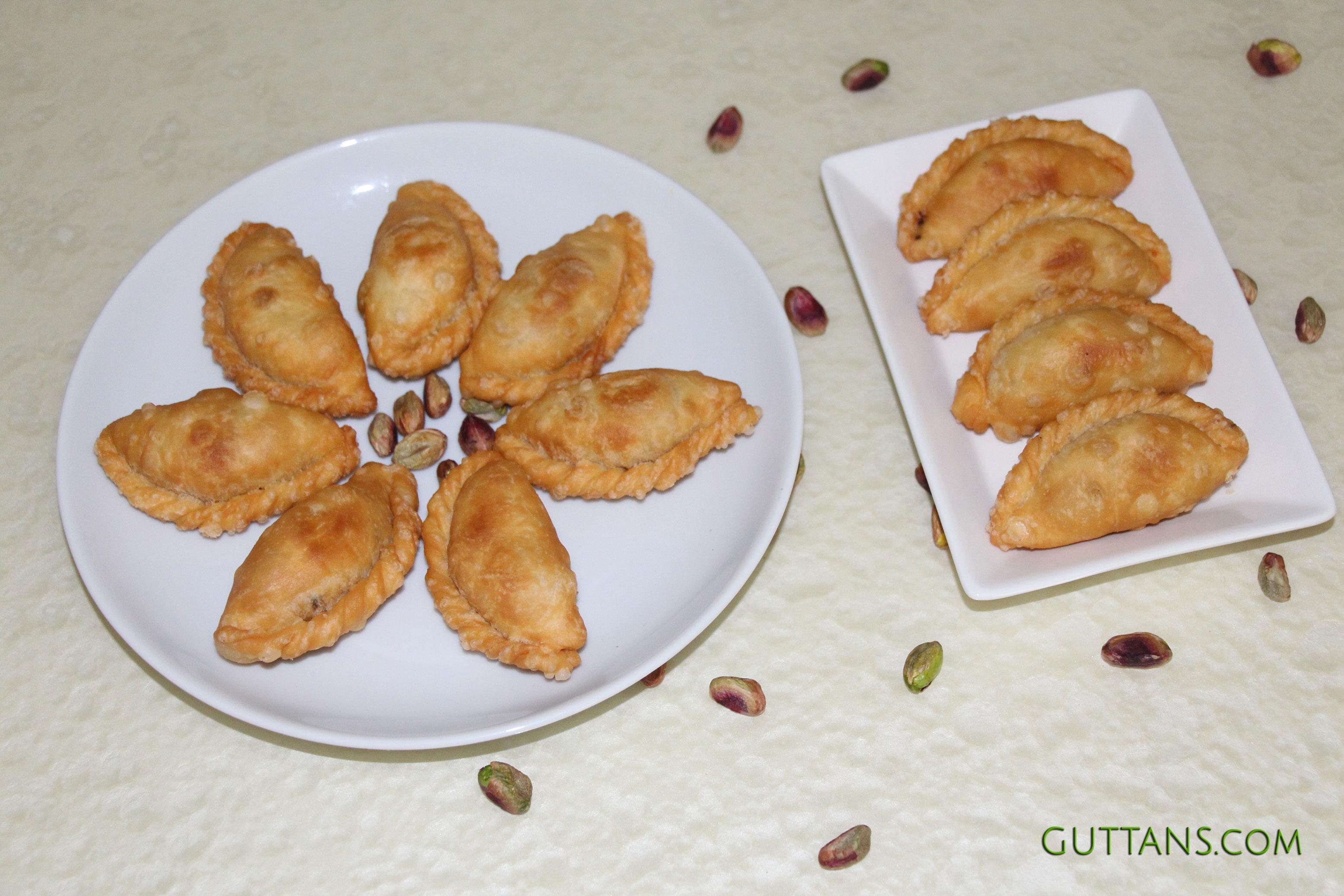 Gujiya Sweet Puff