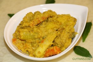 Mixed Vegetable Aviyal