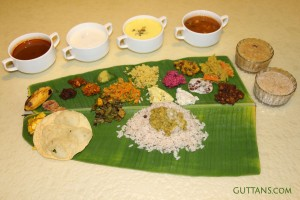 Kerala Onam Sadya