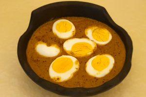 Egg Ghee Roast Masala