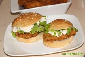 McDonalds Chicken Burger McChicken