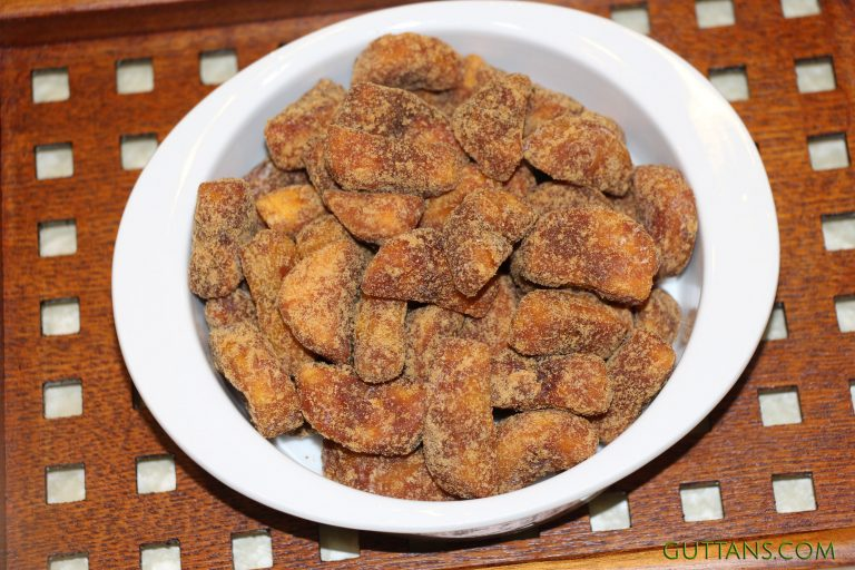 Sarkara-Varatti-Jaggery-Banana-Chips